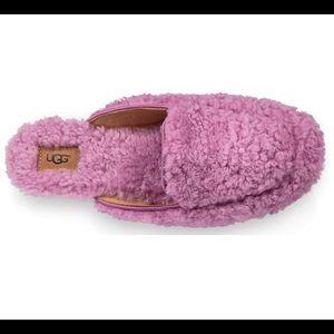 Ugg women lane fluff loafer